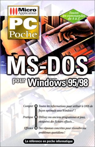 MS-DOS Windows 95-98 : Microsoft par Michael Freihof, Ingrid Kürten