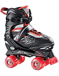 Fila Niños Joy Quad Zapatillas Zapatos Deporte Skates Entrenar Calzado