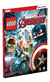 LEGO Marvels Avengers Standard Edition Strategy Guide