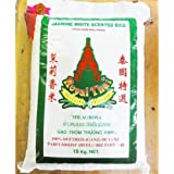 Royal Thai - Hom Mali Milagrosa Langkorn Jasmin Duft Thai Reis - Qualität AAA - 18kg