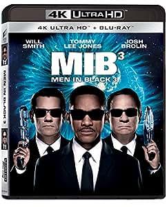 Men in Black 3 (Blu-Ray 4K Ultra HD + Blu-Ray)