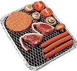 Barbacoa desechable, ideal para picnic