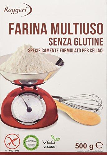 Ruggeri Farina Milleusi Senza Glutine - 500 gr