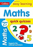Maths Quick Quizzes Ages 5-7 (Collins Easy Learning KS1)