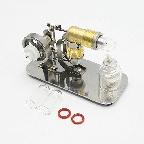 Cool mini Air motore Stirling motore modello beni di usato  Spedito ovunque in Italia
