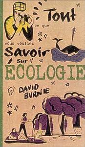 """Afficher """"Tout ce que vous vouliez savoir sur l'écologie"""""""