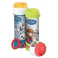 12 x Disney Gefrorene Bubbles - Bubble Tubs - Party Bag S...