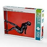 Ein Motiv aus dem Kalender Fetisch. Faszination Latex 1000 Teile Puzzle hoch (CALVENDO Menschen)
