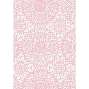 Fablon Klebefolie Contour, 45 cm x 2 m, Rosa