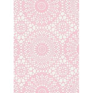 Fablon FAB12647 45 cm x 2 m Roll Contour, Rose