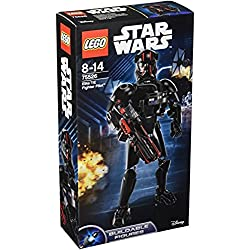 Lego Star Wars - Elite TIE Fighter Pilot - 75526 - Jeu de Construction