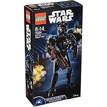 Lego Star Wars 75526 - Pilota Elite TIE Fighter