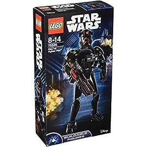LEGO- Star Wars Pilota Elite Tie Fighter, Multicolore, 75526 1 spesavip