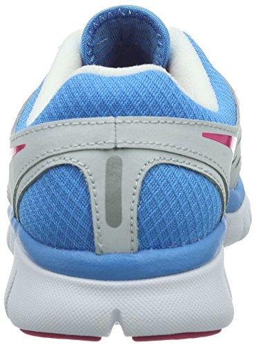 Nike Flex 2013 Rn (Gs), Scarpe da Corsa Bambina Blu (Blau (Vvd Blue/Vvd Pnk-Vlt Ic-White))