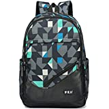 Maod juveniles Backpack Impermeables Mochila de Ordenador Impresión Bolsos Escolares portatil mochilas escolares 15.6 Pulgadas mochila