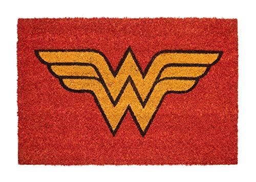 ERIK - Felpudo entrada casa Logo Wonder Woman