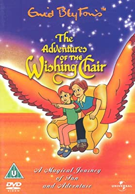 The Adventures Of The Wishing Chair [DVD] - low-cost UK light store.