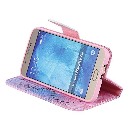 iPhone 6 6S (4,7 Zoll) téléphones portables Housse Case,Meet de Folio Wallet flip étui en cuir / Pouch / Case / Holster / Wallet / Case pour Apple iPhone 6 6S (4,7 Zoll) PU Housse étui coque Case Cove avaler la mer