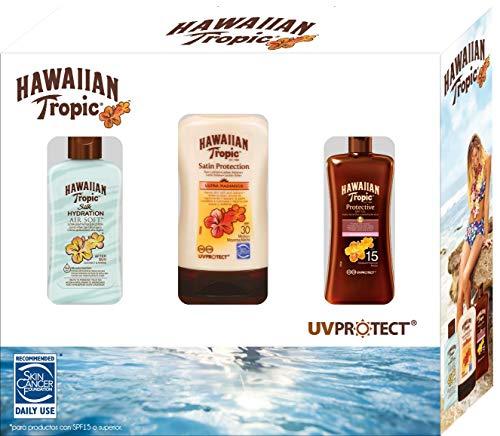Hawaiian Tropic Travel Kit - Set Viaje protección