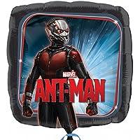 Amscan 3089501 - Globos de papel de aluminio con diseño de Ant Man de Marvel