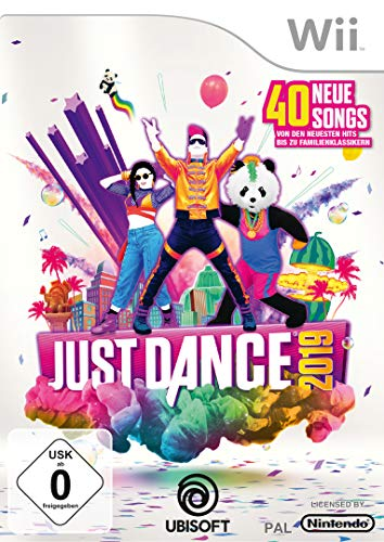 Just Dance 2019 - [Nintendo Wii]