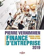 Finance d'entreprise 2019 - 17e éd. de Pierre Vernimmen