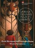 La revue des livres pour enfants - Fred Bernard & François Roca, 20 ans d'aventures