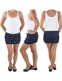 Suchergebnis auf Amazon.de für  Jeansrock 38 Minirock  Bekleidung 969b3d306a