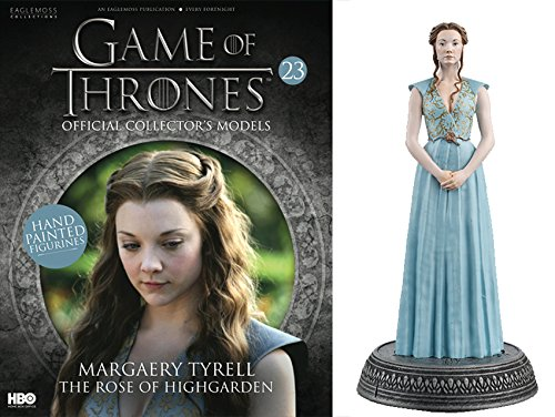 Margaery Tyrell (Statue des Harzes. Game of Thrones Collection Nº 23 Margaery)