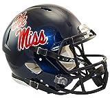 NCAA Speed Authentic Helm, blau, 14