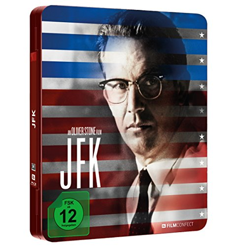 JFK - Steel Edition [Blu-ray] [Limited Edition]