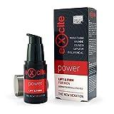 Excite Gel estimulante potenciador masculino con extractos vegetales. 15ml