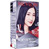 Revlon Top Speed Hair Color Woman, Natural Black 70