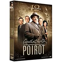 Hercule Poirot - Saison 12 - Coffret 4 DVD