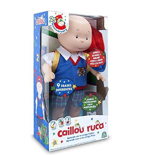 Caillou - My Talking Friend, Articulated Figure (Giochi Preziosi CAL06000)