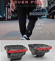 Ne manquez pas KOOWHEEL Hovershoes si vous êtes un passionné de patins à roulettes/scooters électriques/scooter à une roue/scooter électrique auto-équilibrant, ils vous apporteront une expérience merveilleuse que vous n'avez jamais eu avec des produi...