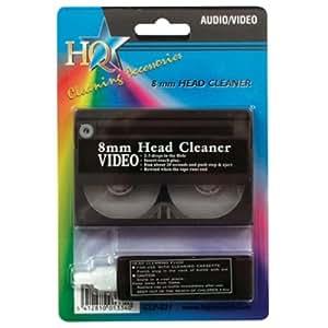 HQ CLP-021 Cassette de Nettoyage Vidéo 8 /Hi8