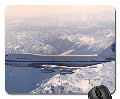 pan-am-boeing-747-mouse-pad-tappetino-per-mouse-102-x-2108-x-030-83-x-012-cm
