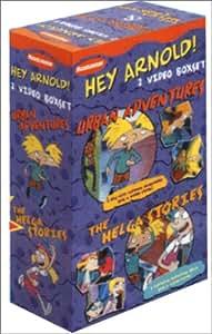 Coffret Hé Arnold ! 2 VHS : Amis pour toujours / Helga, la cata !