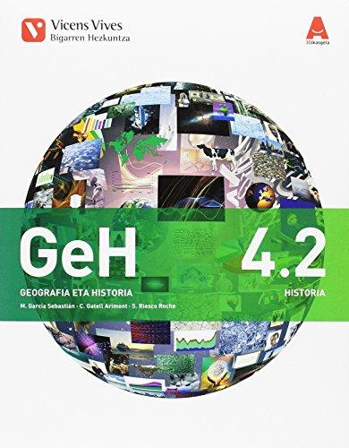 GEH 4 (4.1, 4.2) HISTORIA 3D IKASGELA - 9788468237275