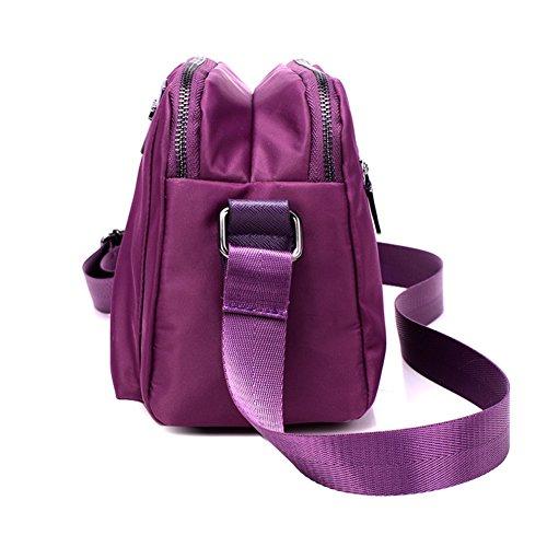Mme sac à bandoulière/sac de toile Fold/package Diagonal femme-C C