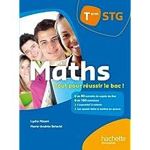 Maths Term. STG - Livre élève - Ed.2011