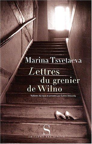 Lettres du grenier de Wilno