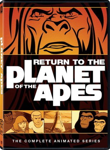 Return to the Planet of Apes - The Complete Animated Series