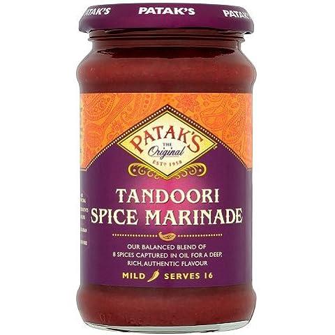 Patak's Tandoori Paste 312g - Bbq Spice