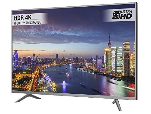 Hisense H65N5750UK 65-Inch 4K UHD Smart TV - Silver  2017 Model