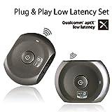 Avantree Pre-emparejados aptX BAJA LATENCIA Bluetooth Transmisor y - Best Reviews Guide