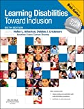Learning Disabilities: Towards Inclusion, 6e