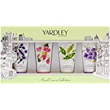 Gifts & Sets by Yardley Hand Cream Collection Lavender, Rose, Lily of the Valley, April Violets