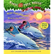 Magic Tree House Collection: Books 9-16: #9: Dolphins at Daybreak; #10: Ghost Town; #11: Lions; #12: Polar Bears Past Bedtime; #13: Volcano; #14: Dragon King; #15: Viking Ships; #16: Olympics